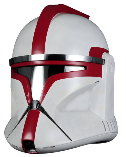 Attack of the Clones Clone Captain Helmet Imagel11