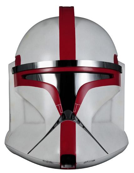 Attack of the Clones Clone Captain Helmet Imagel13