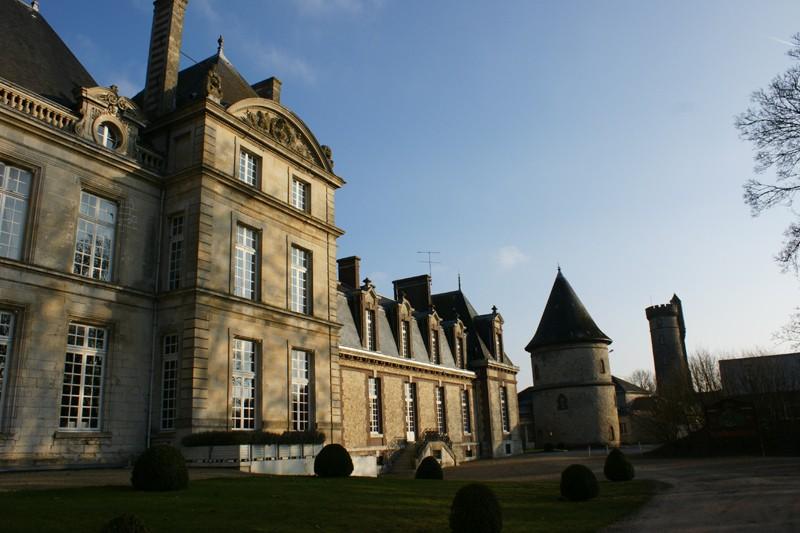 Enquête au Château fantastique de Raray Dsc01213