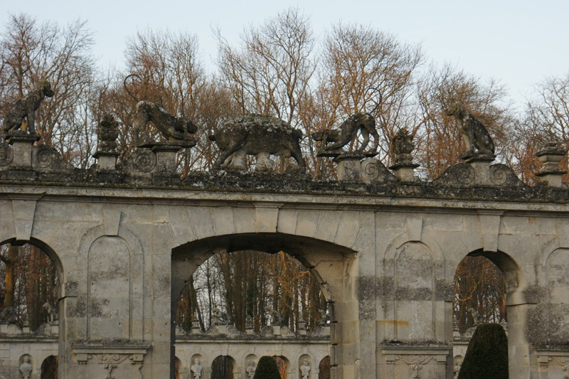 Enquête au Château fantastique de Raray Dsc01513