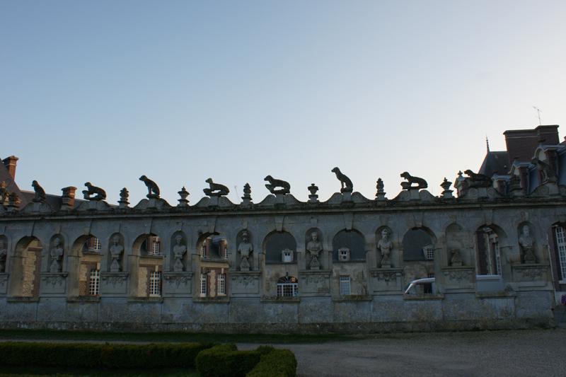 Enquête au Château fantastique de Raray Dsc01514