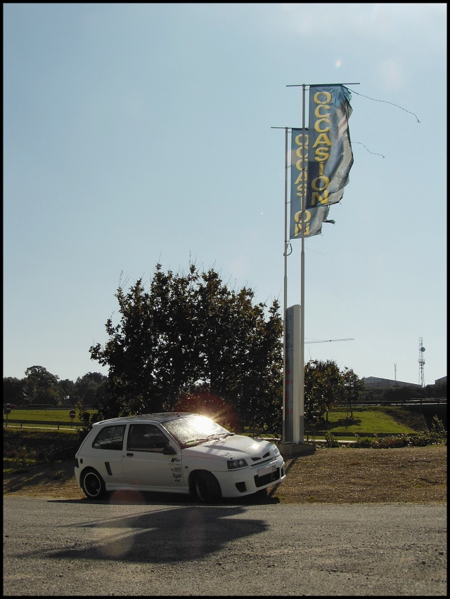 CLIO 1 CONCEPT SPORT SEB M 'TUNING FRANCE - Page 2 Pic06110