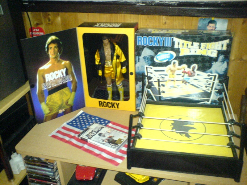 collection Rocky Balboa Gold Dsc00410