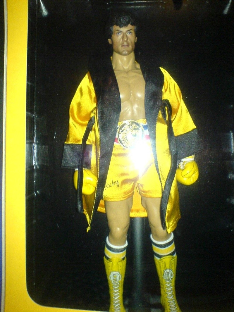 collection Rocky Balboa Gold Dsc00411