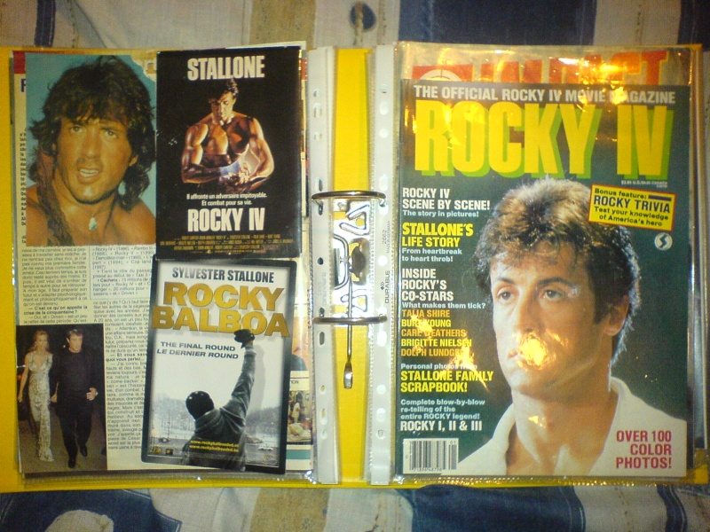 collection Rocky Balboa Gold Dsc00412
