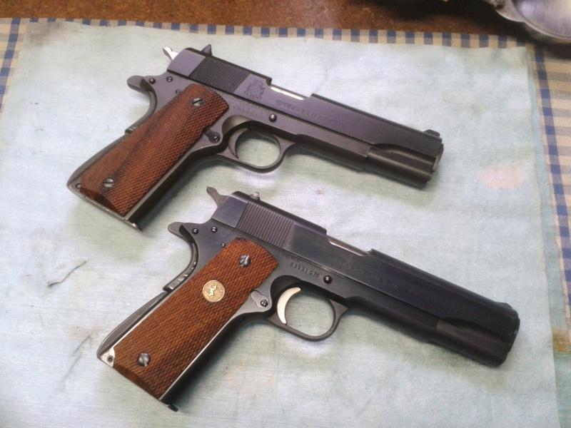 Pistolet en 45.ACP 2012-110