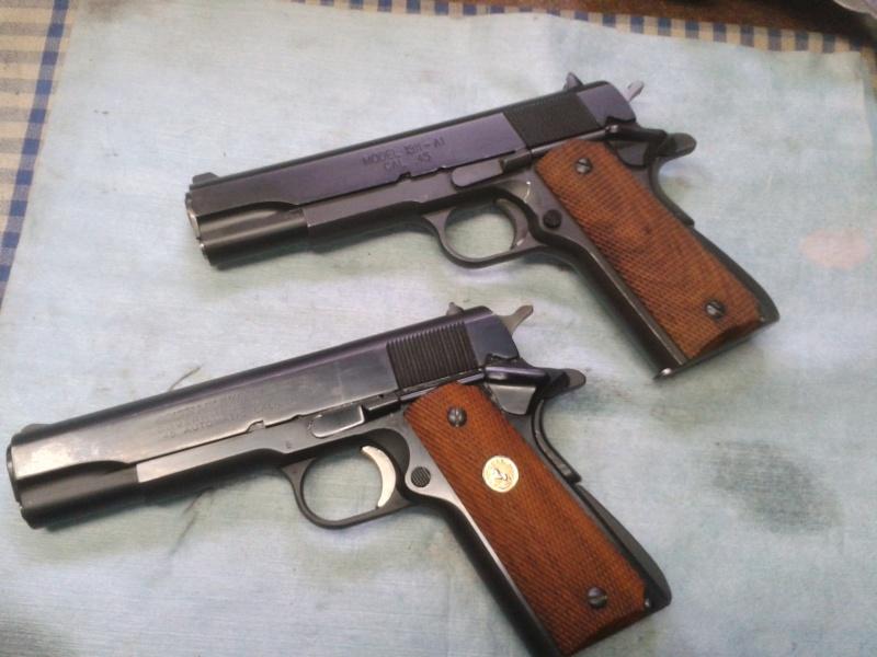 Pistolet en 45.ACP 2012-111