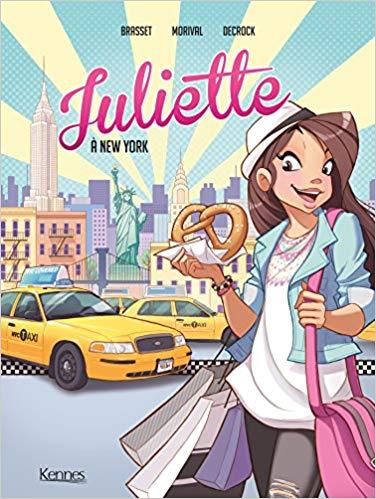 Juliette - Tome 1 : A New-York [Brasset, Morival & Decrock] 61rcnz10