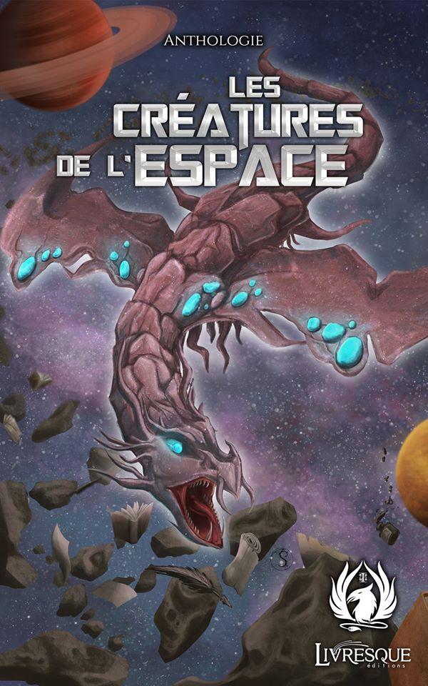 [Collectif] Anthologie 2020 : Les créatures de l'espace Affich10