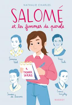 [Charles, Nathalie] Salomé et les femmes de parole - Tome 1 : Trouver sa place Salomz10