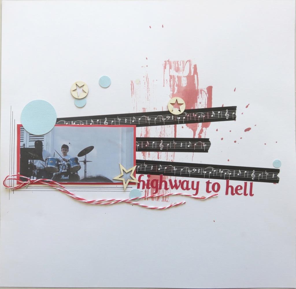 galerie sujet 2 équipe C : les ART' PALETTES Highwa11