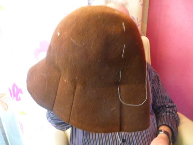 Transformation de mon chapeau fedora 01010