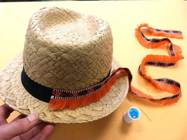 Customisatiin des chapeaux A12