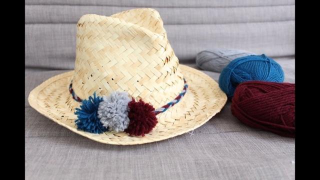 Customisatiin des chapeaux A13