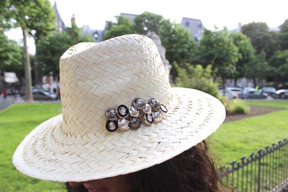 Customisatiin des chapeaux A15