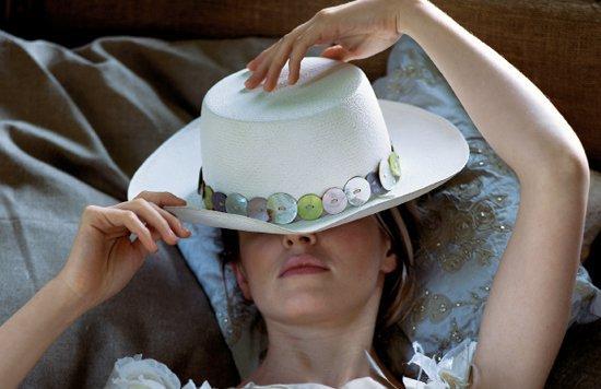 Customisatiin des chapeaux A16