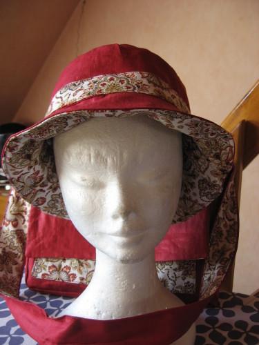 Customisatiin des chapeaux Capeli10