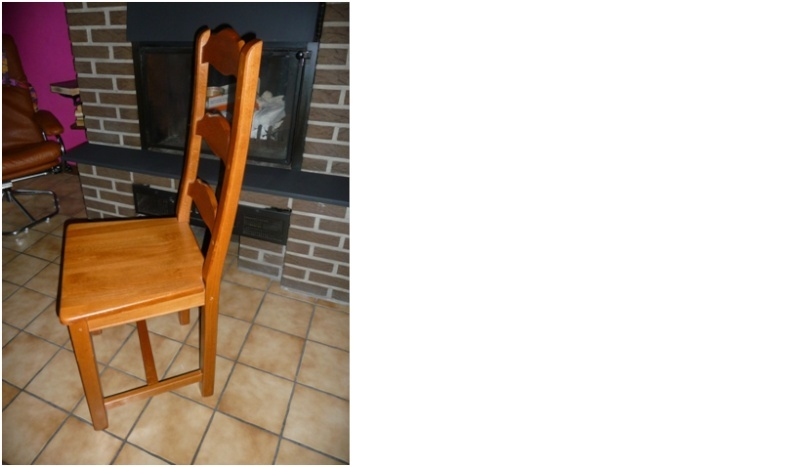 Chaise à recouper Chaise10