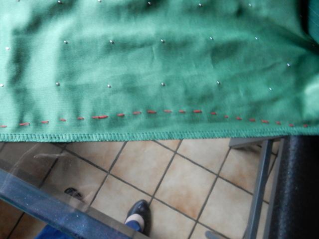 Une robe devient une blouse Dscn2312