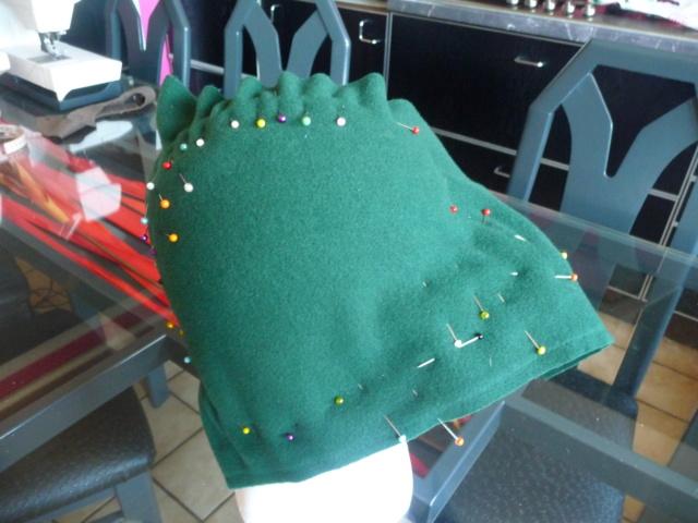 Transformation de mon chapeau fedora P1440710