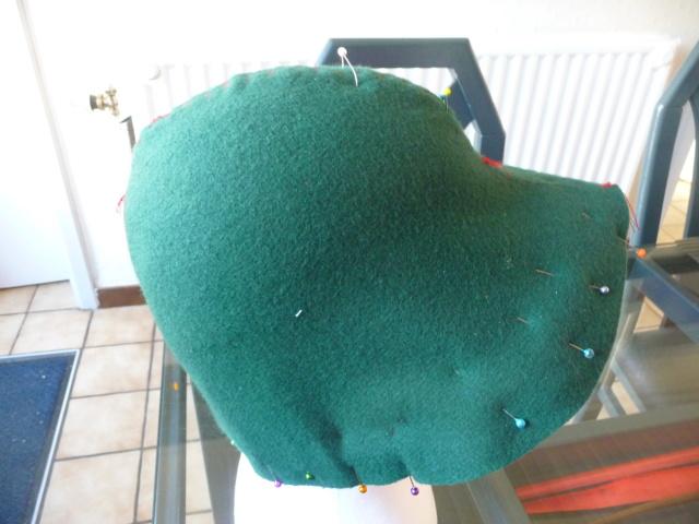 Transformation de mon chapeau fedora P1440711