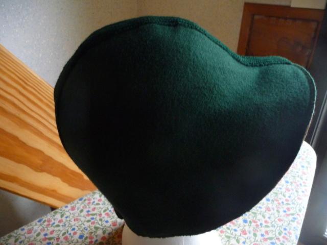 Transformation de mon chapeau fedora P1440812