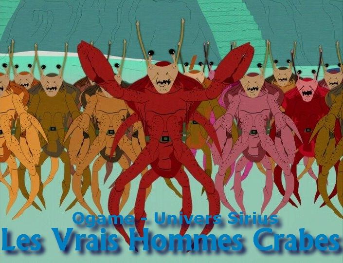 Les Vrais Hommes Crabes