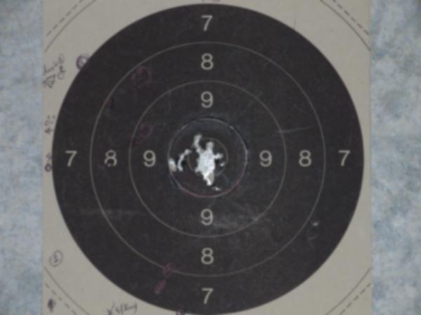 choix carabine 22 Lr Cible_10