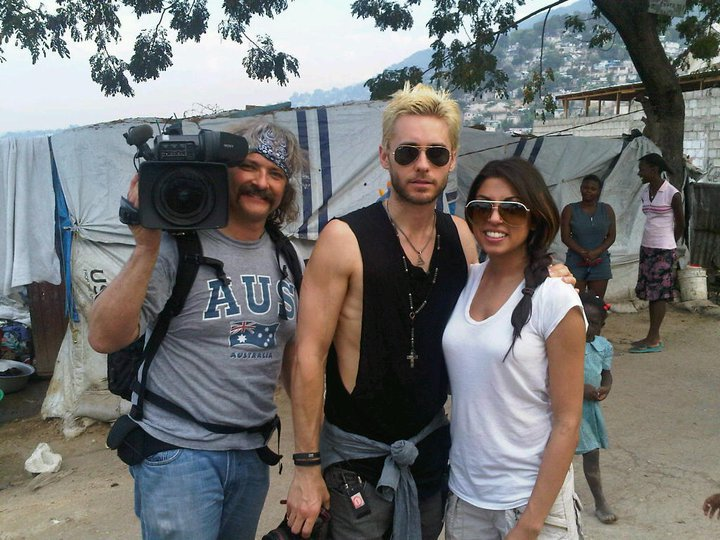 Jared Leto / Haiti Documentary PROMO 00115