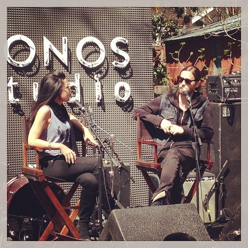TwitterMusic interview with Jared Leto at Sonos Studio  00316