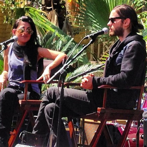 TwitterMusic interview with Jared Leto at Sonos Studio  00910