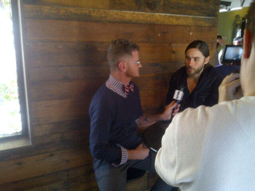 Jared Leto speaking at Fast Company grill 12 mars 2013  03310