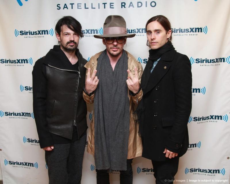 30 Seconds To Mars @SiriusXM Studios 19 mars 2013  30_stm11
