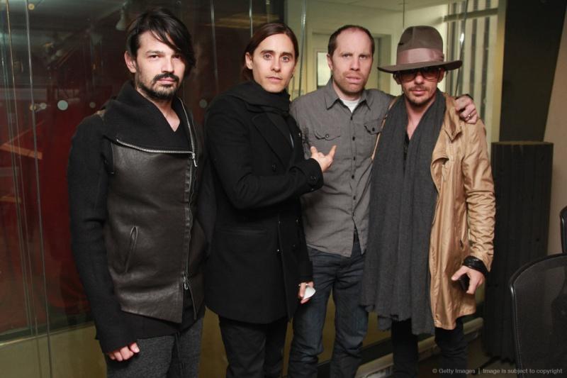 30 Seconds To Mars @SiriusXM Studios 19 mars 2013  30_stm13