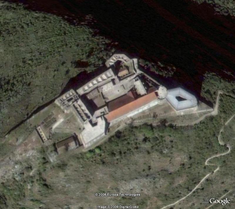 Citadelle La Ferrière, Haïti [trouvé par Mac Cany] Defi-110