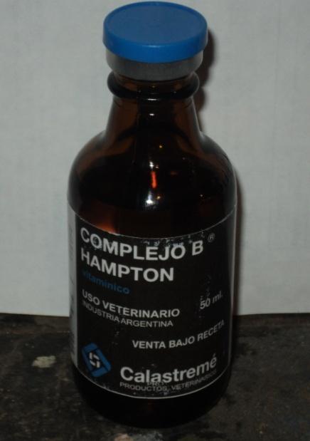 DESINTOXICANTE + COMPLEJO B ----- 13.000.-  FRASCO 50 ML  B12_pr10