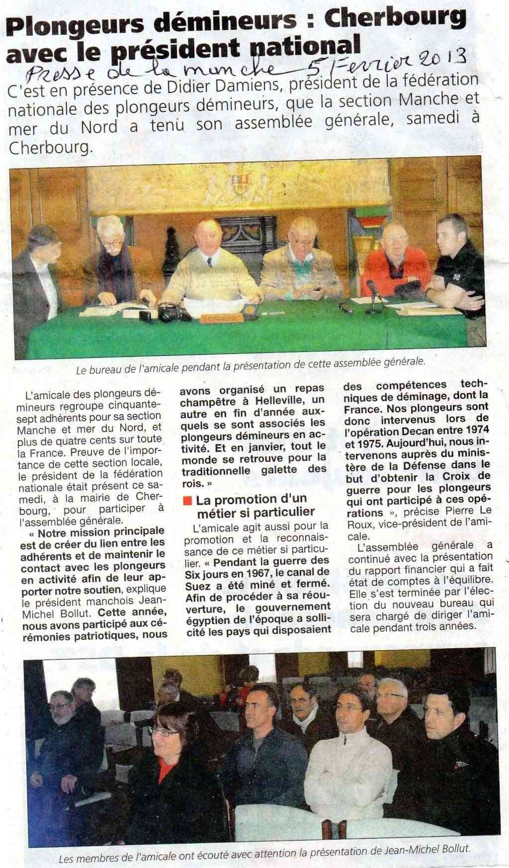 [Activité des ports hors Marine] LE PORT DE CHERBOURG - Page 12 Doc05710