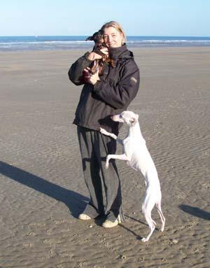 MINUS à la plage (7 décembre 2008) Mi-pla17