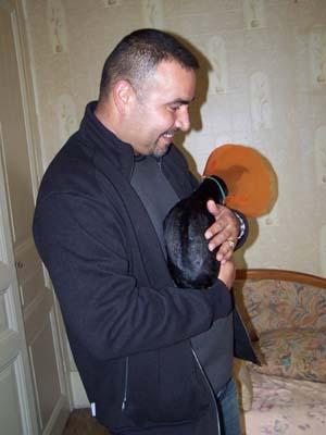 TCHARA est adoptée (9 novembre 2008) Tc-pat10