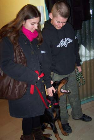TINA est adoptée (11 novembre 2008) Ti-ado11