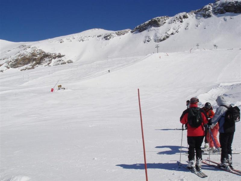 [Val d'Isère] Données sur les pistes Dsc00310