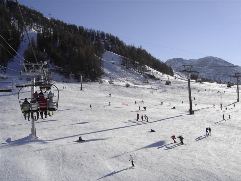 [Val d'Isère] Données sur les pistes Dsc01710