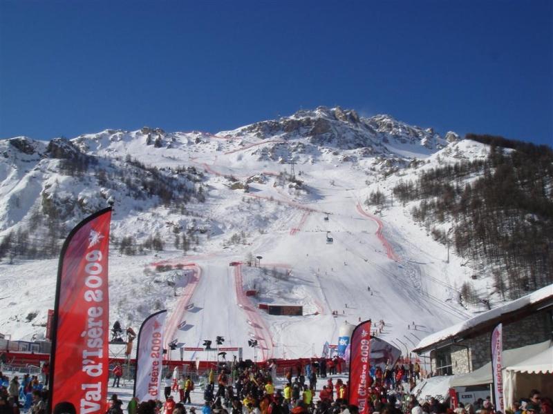 [Val d'Isère] Données sur les pistes Dsc05612