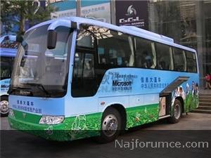 Microsoft воведува автобуски линии за вработените Dndd10