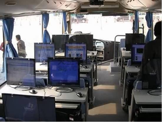 Microsoft воведува автобуски линии за вработените Micros11