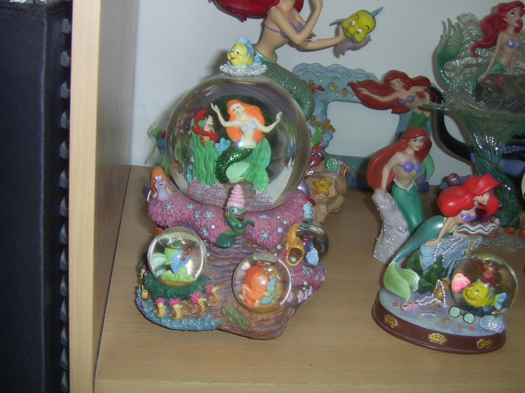 Collection Figurines et Boules à Neige Ariel Pic_0116