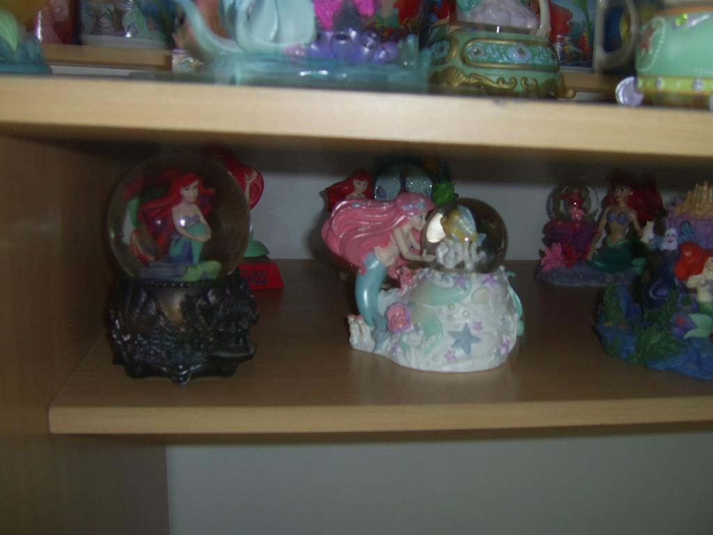 Collection Figurines et Boules à Neige Ariel Pic_0118