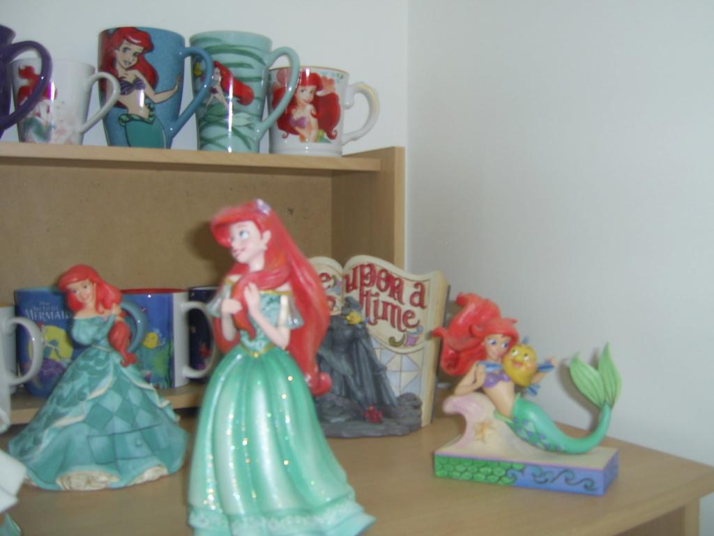 Collection Figurines et Boules à Neige Ariel Pic_0120