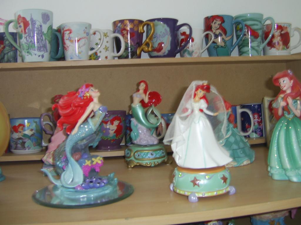 Collection Figurines et Boules à Neige Ariel Pic_0121