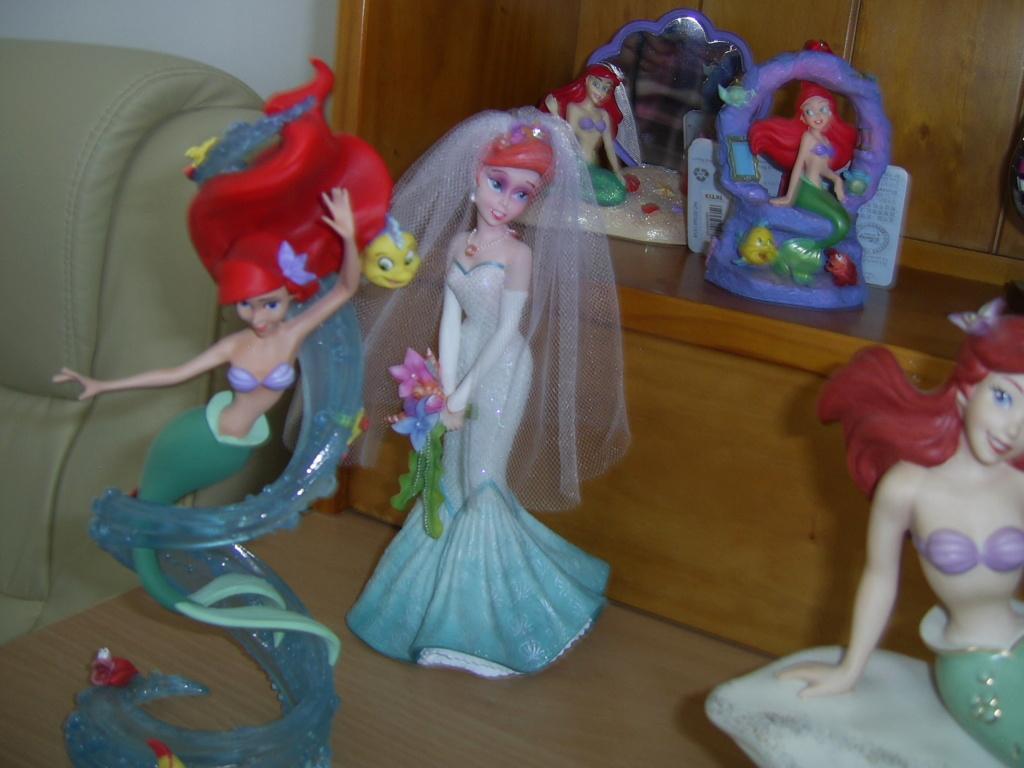 Collection Figurines et Boules à Neige Ariel Pic_0124